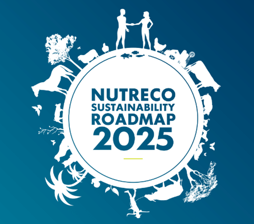 Nutreco Roadmap 2025 cover image